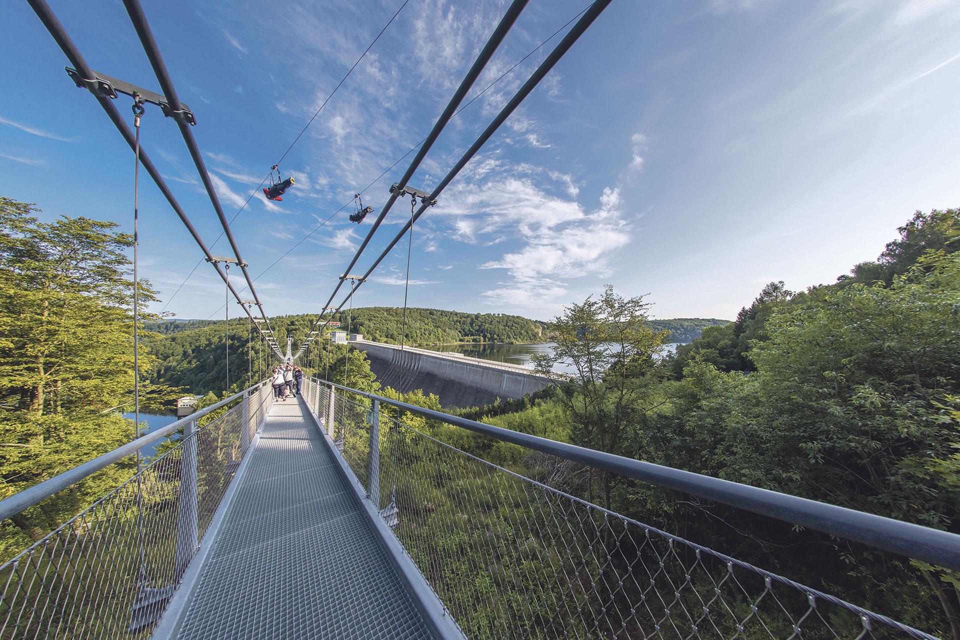 Hängebrücke©Jan-Reichel