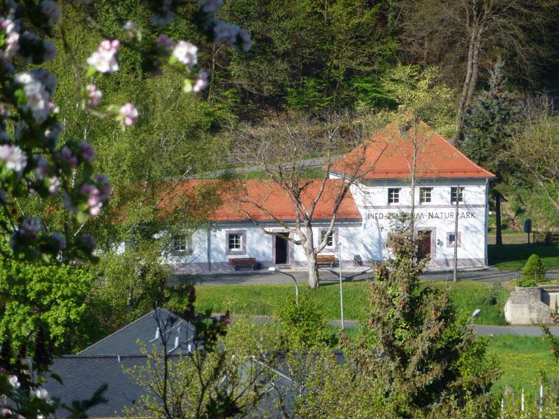 Naturpark-Infozentrum