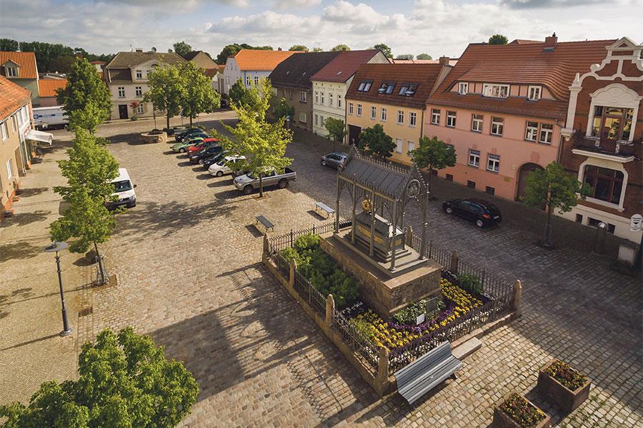 Gransee_Schinkelplatz