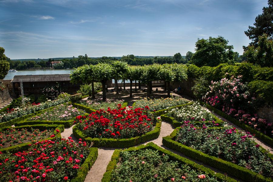 Blumen-Park