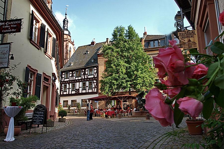Marktplatz-Altstadt