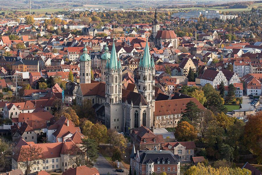 STÄDTEREISEN_Naumburg-(Saale)_Blick-auf-Domfreiheit-und-Bürgerstadt_Foto-M.-Frauendorf