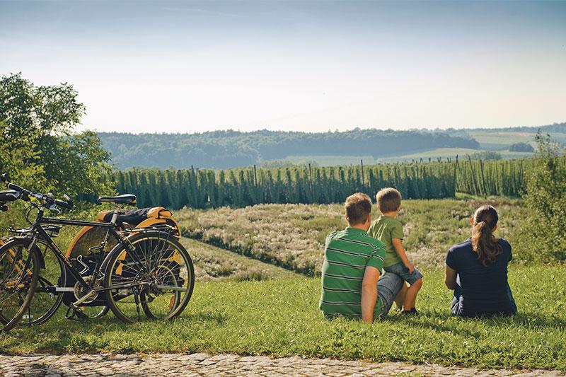 Radfahrer---©Anton-Mirwald