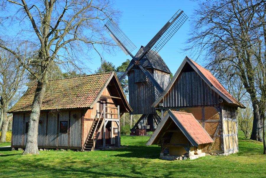 Bockwindmühle-Rethem