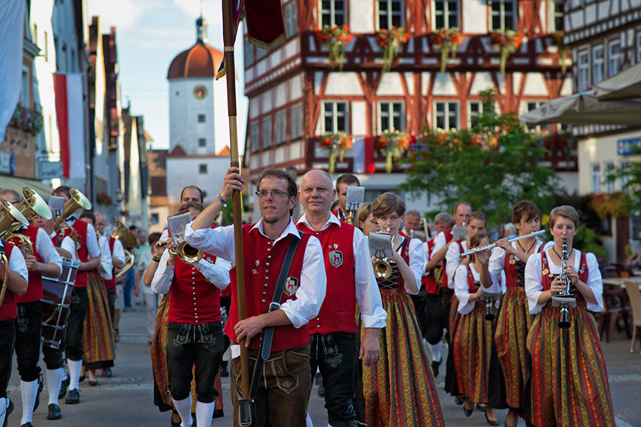 Stadt-Oettingen_Jakobi-Kirchweih-@Werner-Rensing