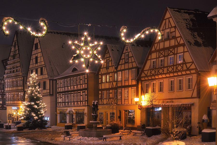 Stadt-Oettingen_Weihnachtliches-Oettingen@Werner-Rensing