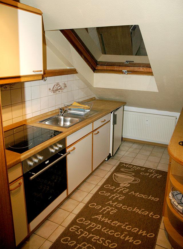 FeWo–2-Küche