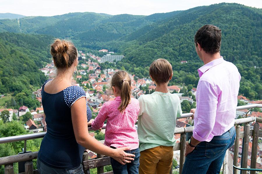 Blick-vom-Hausberg-auf-Bad-Lauterberg-im-Harz,-Archiv-Stadtmarketing