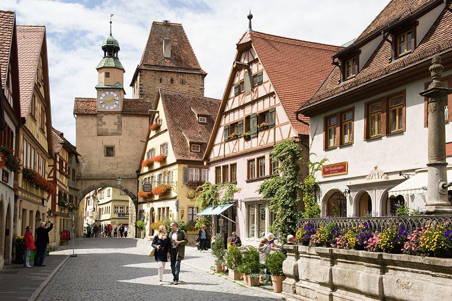 Markusturm-Rothenburg-o.d.-Tauber
