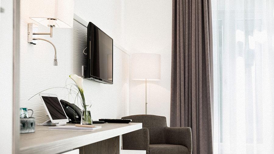 Zimmer_Braun_Einrichtung_Hotel_Inselhof_Borkum